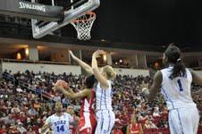Women's Basketball Falls to Duke in Sweet Sixteen