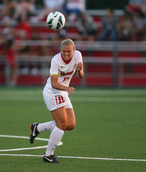 Women's Soccer Bested By Stony Brook