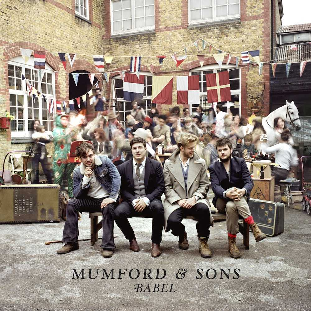 "Mumford and Sons- ""Babel"""