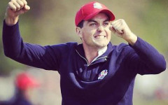 Keegan Storms the Ryder Cup