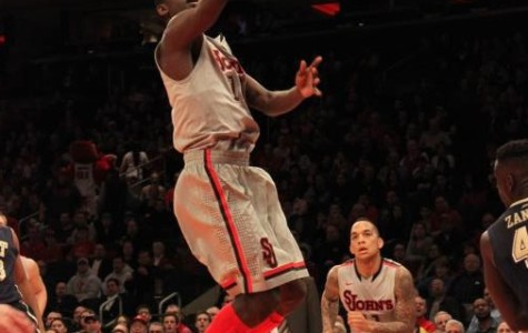 NCAA Hopes Hit Roadblock as Johnnies Fall to Pitt