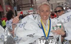 Coach Kvilhaug tells her Boston Marathon story