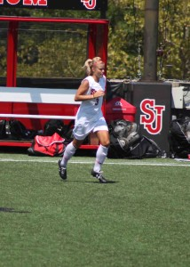 Daly continues hot streak as SJU downs Brown