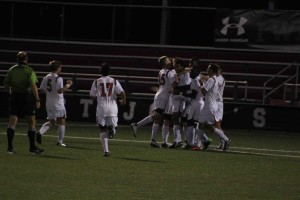 Johnnies shut out Nittany Lions