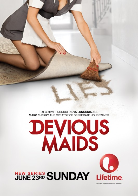 Summer gets sassy with Devious Maids