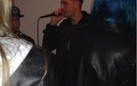 'Things Happen' at G-Eazy's listening party