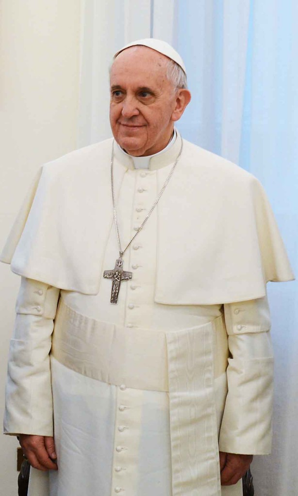 Pope Francis completes first year as pontiff
