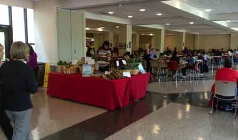 Wellness fair educates students about health, resources
