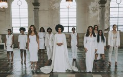 Solange Knowles breaks the internet with artistic wedding portrait