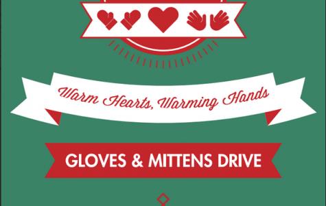 Glove & mitten drive