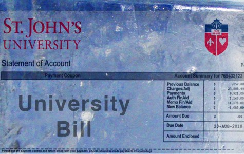 Tuition freeze! St. John's puts tuition hike on hold for next year