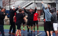 Tennis coach has taken on challenging, but familiar role
