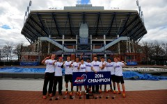 Men's tennis wins second straight Big East Tourney title