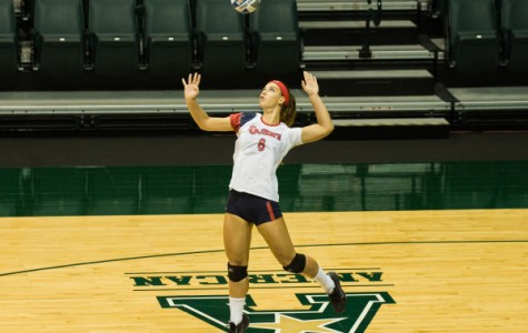 Volleyball splits opening weekend of Big East play