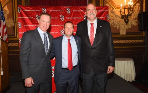 "An evening with St. John's Basketball"" and three-time NBA champ Bill Wennington"