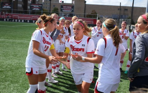 Daly's hat trick leads St. John's to win over Creighton