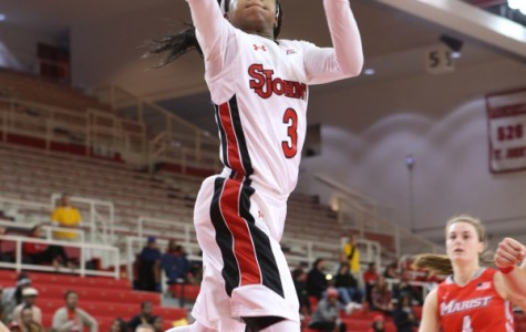 Handford, Defensive Effort lead St. John's to win in home opener