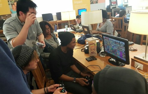 Students continue Super Smash Bros saga
