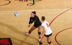 Volleyball: Red Storm sweep Friars