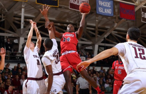 St. John's Falls at Fordham in First True Road Game of the Year