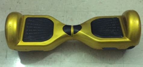 'Hover boards' deemed illegal in New York City
