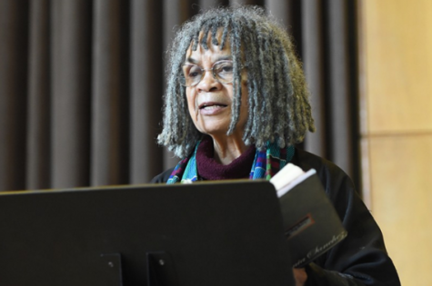 Celebrating Black History Month with Sonia Sanchez