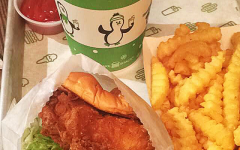Basking in Chicken Glory at Queens' Newest Shake Shack