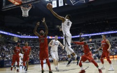 Johnnies' Offense Awakens in Road Loss to No. 6 Xavier