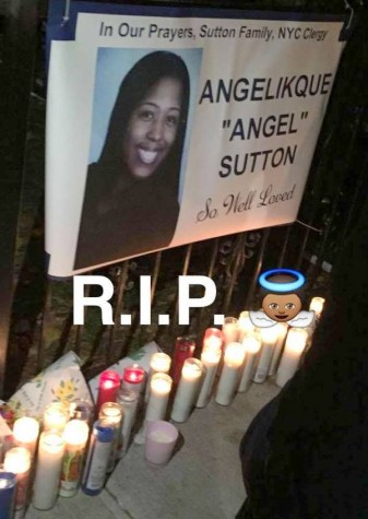 Friends and family paid their respects to 'Angel.' / Photo/Snapchat/Damali Austin