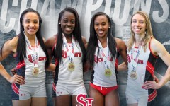 St. John's Track finishes 2nd overall in Big East Indoor Championships