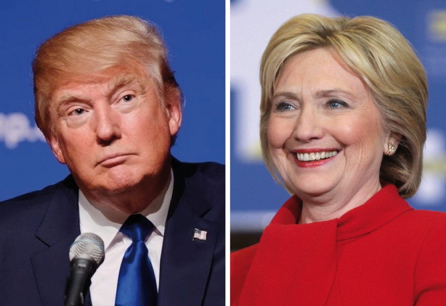 Donald Trump's new online ad features Hillary Clinton barking like a dog
