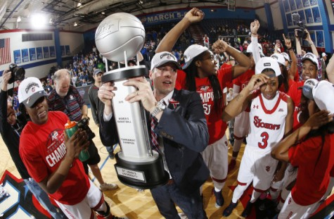 BEASTS OF THE EAST: St. John's wins first conference title since 1988
