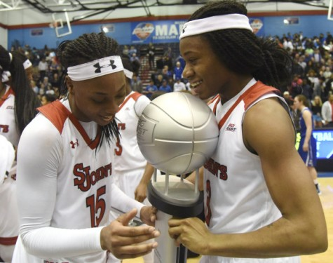 Two St. John's stars ready to take the next step