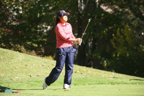 Anna Kim leads Johnnies to fifth place finish in Big East Championship