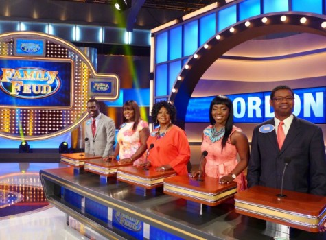 Family Feud: SJU alumnus Paul 'Gee' Gordon on air
