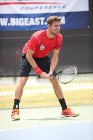 SJU tennis back in action at Princeton