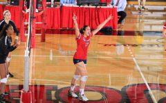 SJU Volleyball wins two in California