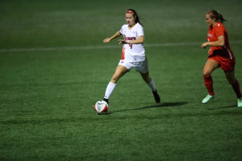 SJU Women's Soccer Dominates Fairfield, 5-1