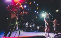Joyce Manor lights up Brooklyn