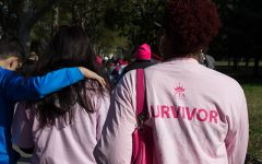 Making Strides for annual Breast Cancer Walk
