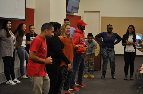Lambda Pi Upsilon and L.A.S.O. team up to celebrate Hispanic Heritage Month