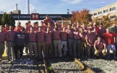 St. John's Lacrosse visits Naval Academy