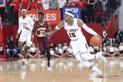 St. John's Dominates Bethune-Cookman for season-opening win
