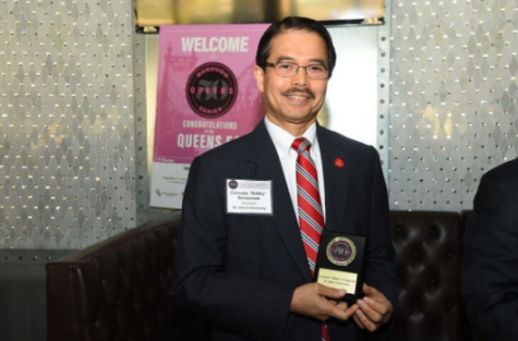 President Gempesaw, a Queens Power 50 honoree