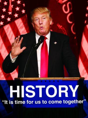 Trump wins in stunning upset