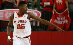 Center Yankuba Sima to transfer from St. John's