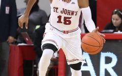 Sluggish SJU falls at home to Delaware State