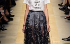 Dior's 'WE SHOULD ALL BE FEMINISTS' shirt