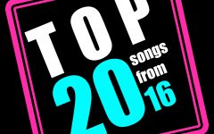Top 20 Songs of 2016