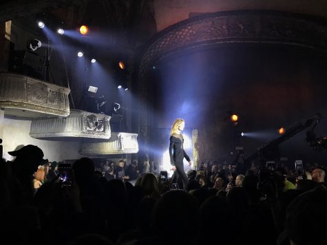 Student experiences Alexander Wang fashion show